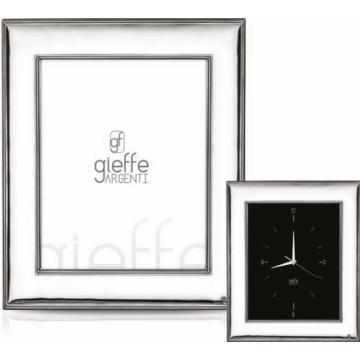 Ezüst fényképkeret - sima, fényes (13x18cm)