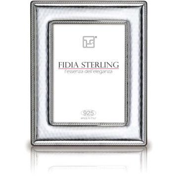 Sterling ezüst fényképkeret domborított felülettel (10x15cm)