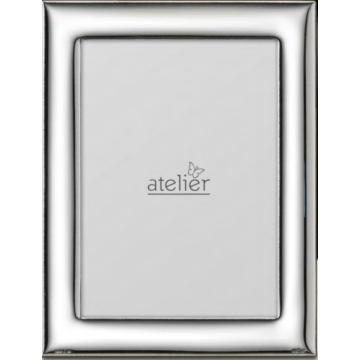 Ezüst fényképkeret - sima (13x18 cm)