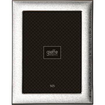 Sterling ezüst fényképkeret textúra mintával (9x13cm)