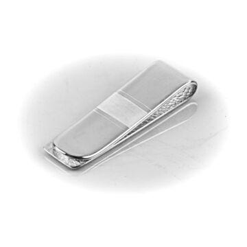 Ezüst dísztárgy  - Sterling ezüst pénzcsipesz